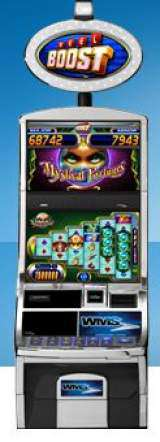 Mystical Fortunes [Reel Boost] the  Slot Machine