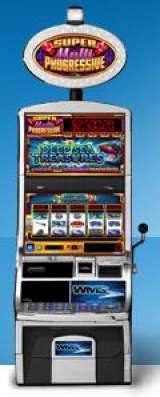 Deep Sea Treasures [Super Multi Progressive] the  Slot Machine