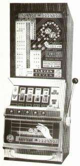 Seven or Eleven the  Slot Machine