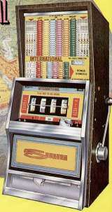 Seeburg International the  Slot Machine