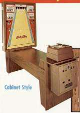 Bally Alley [Cabinet Style] the Coin-op Misc. Game