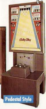 Bally Alley [Pedestal Style] the  Other Game