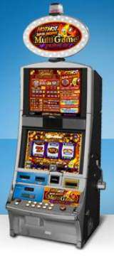 Triple Golden Cherries [Hot Hot Super Jackpot] the  Slot Machine