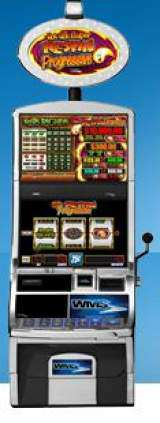 Ra's Riches [Hot Hot Super Respin Progressive] the Slot Machine