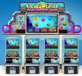 Gold Fish - Race for the Gold the  Slot Machine