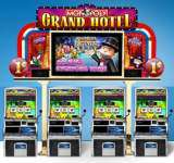 Boardwalk Bucks [Monopoly Grand Hotel - Big Event] the  Slot Machine