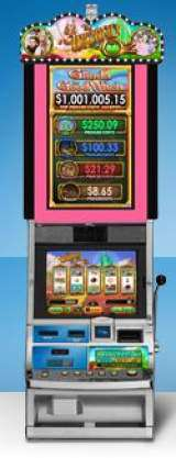 Glinda the Godd Witch [The Wizard of Oz] the  Slot Machine