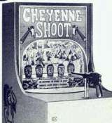 Cheyenne Shoot the  Gun Game
