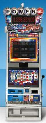 American Reels [Powerball] the  Slot Machine