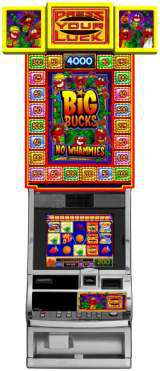 Press Your Luck the  Slot Machine