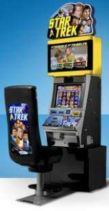 Star Trek - The Trouble with Tribbles the  Slot Machine