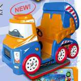 Max Super Truck the Coin-op Kiddie Ride