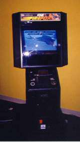 FireFox the Arcade Video Game