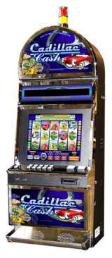 Cadillac Cash the Slot Machine