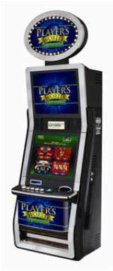 Player's World by Demand the  Slot Machine