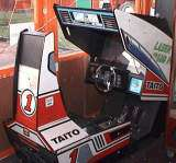 Laser Grand Prix the Arcade Video Game