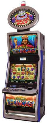 Rise of the Incas the  Slot Machine
