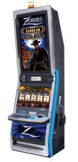 Zorro - The Legend Returns the  Slot Machine