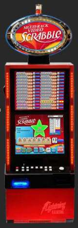 Multi-Rack Video Scrabble the  Slot Machine