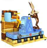 Wile E. Coyote Road Runner - Canyon Escape the  Kiddie Ride