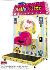 Hello Kitty Fun House the  Kiddie Ride