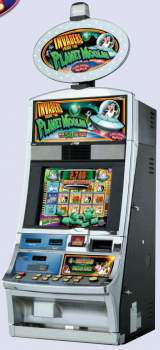 Invaders from the Planet Moolah [Cascading Reels] the  Slot Machine