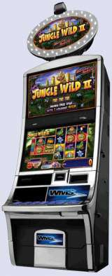 Jungle Wild II [Money Burst] the Slot Machine
