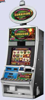 Survivor [Spinning Streak] the  Slot Machine
