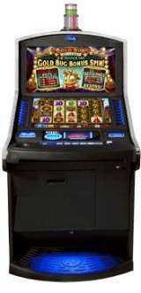 Gold Bug - The Wild Bunch the Slot Machine