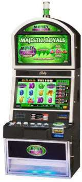 Majestic Royals [Money Multiplier] the  Slot Machine
