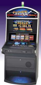 Lightning Reels [Power Max Reels] [Bally Signature Series] the  Slot Machine