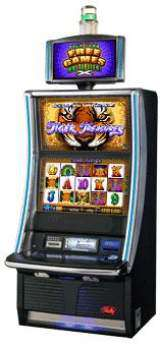 Tiger Treasures the  Slot Machine