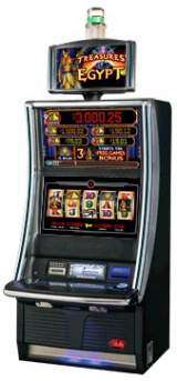 Treasures of Egypt the  Slot Machine