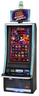 Dante's Lava Lounge [Crazy Cash] the  Slot Machine