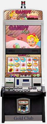 Candy Shop the  Slot Machine