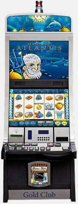 Search for Atlantis the Slot Machine