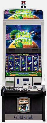 Space Attack [New Ver.] the  Slot Machine