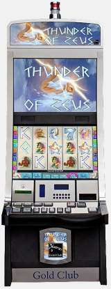 Thunder of Zeus the  Slot Machine