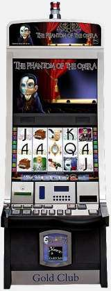 The Phantom of the Opera the Slot Machine