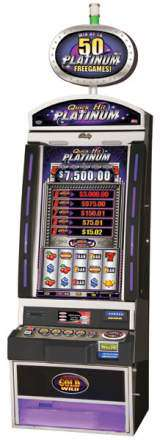Black Gold Wild [Quick Hit Platinum] the  Slot Machine