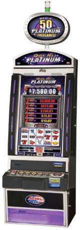 Stars & Bars [Quick Hit Platinum] the  Slot Machine