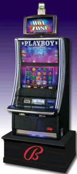 Playboy - Hot Zone the  Slot Machine