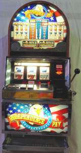Independence Pay [3-Coin Multiplier] the  Slot Machine