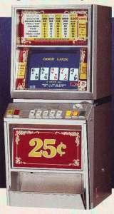 draw poker slot machine