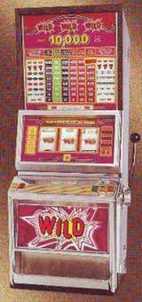Nickels to Riches [Alt. model] the  Slot Machine