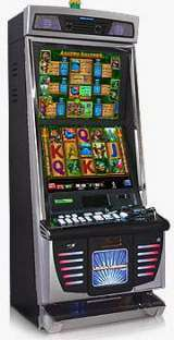 Amazing Amazonia [P-Series] the Slot Machine