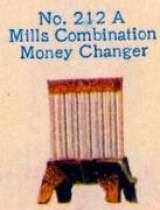 Combination Money Changer the  Service