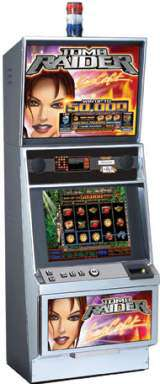 Tomb Raider the  Slot Machine