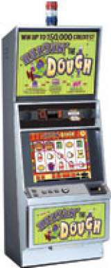Raisin' The Dough the Slot Machine