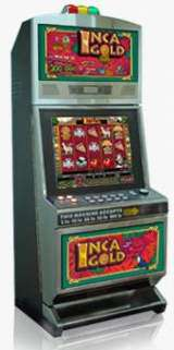 Inca Gold the  Slot Machine
